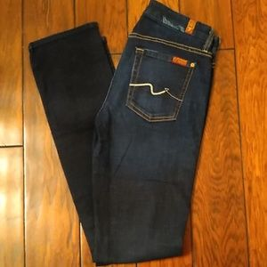 7 For All Mankind Jeans Size 28.